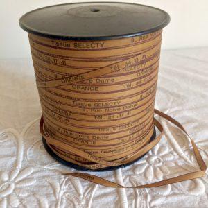 Ancienne bobine de ruban