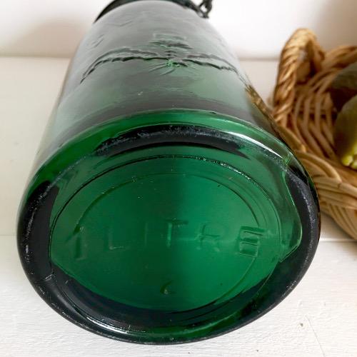 Bocal la lorraine vert
