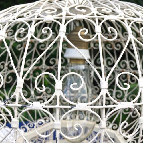 Cage Sidi Bou Saïd électrifiée