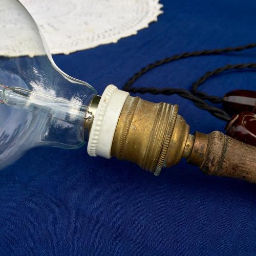Lampe baladeuse atelier