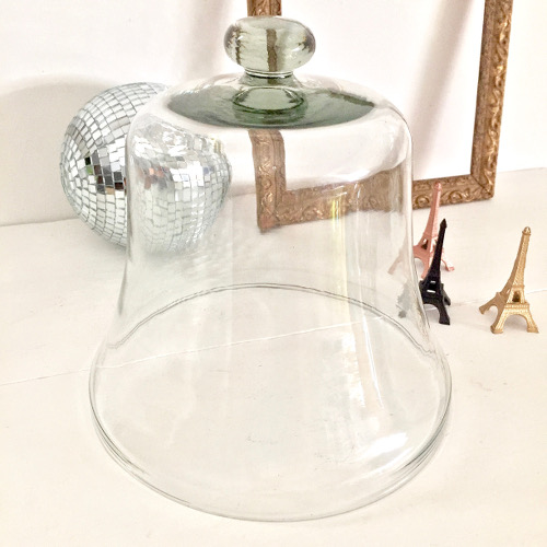 Cloche cristal