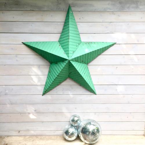 Grande étoile Amish