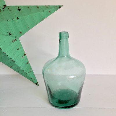 Dame Jeanne vert d'eau 2L