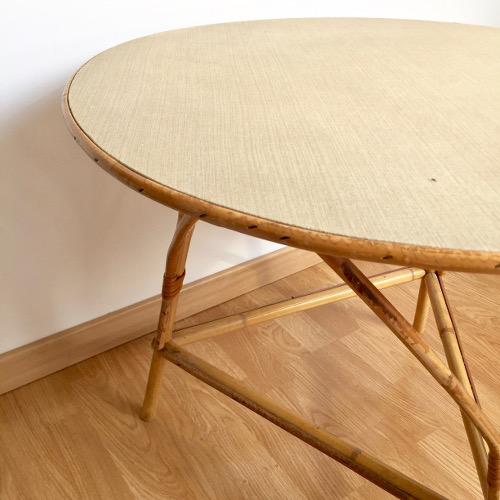 table basse rotin brocanteandco boutique en ligne de. Black Bedroom Furniture Sets. Home Design Ideas