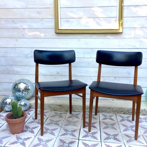 Paire de chaises scandinave s chrobat pour sax - Boutique scandinave en ligne ...