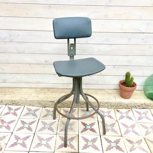 Chaise d'atelier BAO