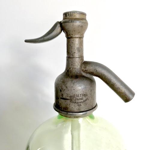 Siphon Bistrot vert anis