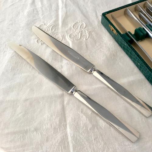 Coffret couteaux