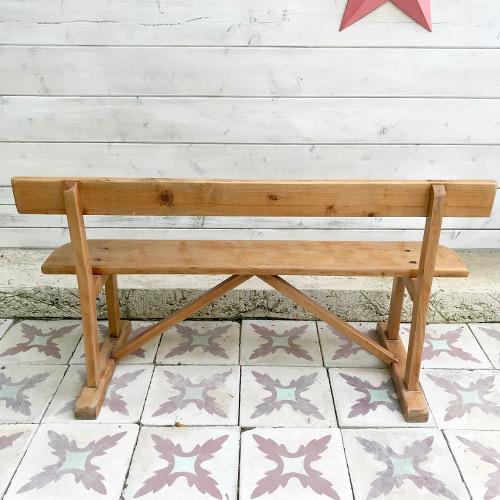 Banc enfant en bois
