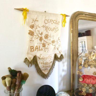 Bannière de bal