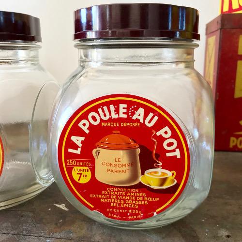 Bocal Sisa La Poule au Pot