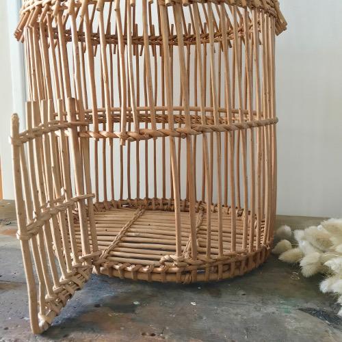 Cage en osier