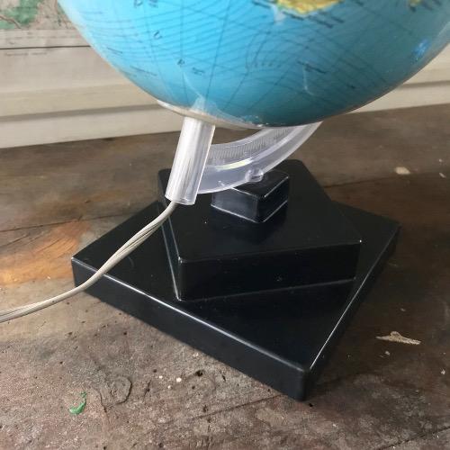 Globe terreste Grange Batelière