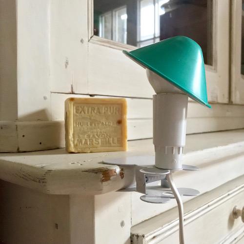 Lampe champignon baladeuse