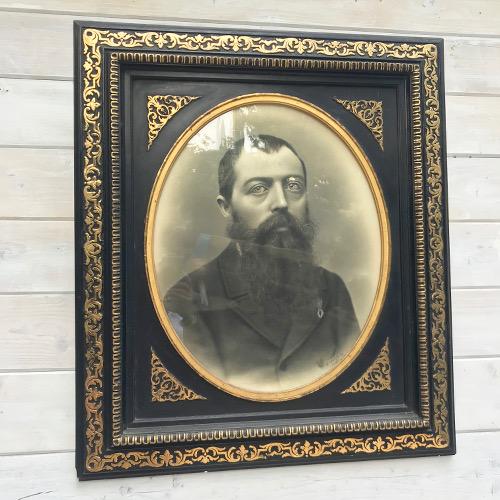 Photo cadre Napoléon III