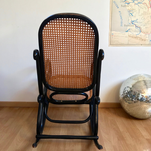 Rocking chair Thonet