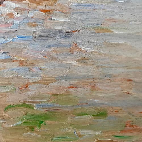 Tableau vue de la Corniche