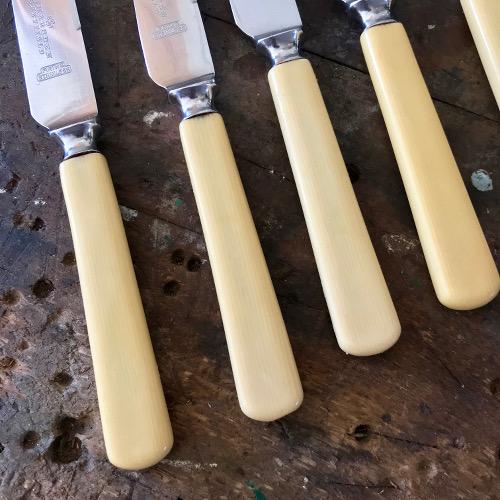 Couteaux à fruits Sheffield