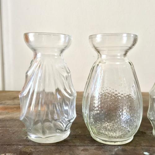Vases à bulbes