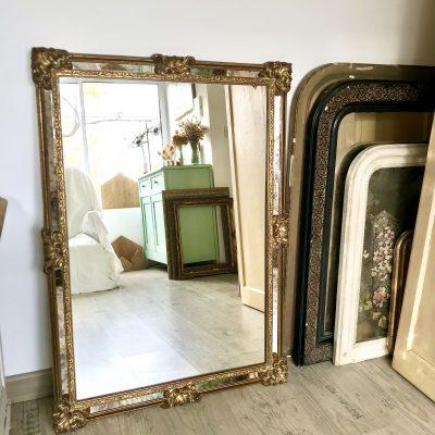 Miroir à parcloses Deknudt