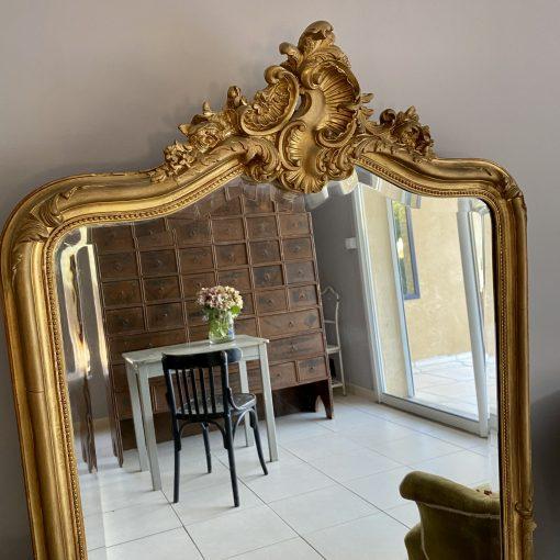 Miroir Napoléon