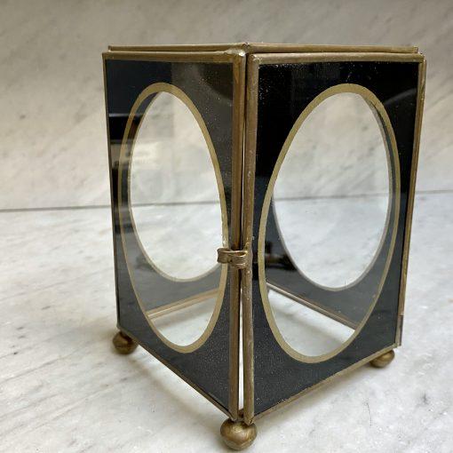 Boite vitrée Napoléon 3