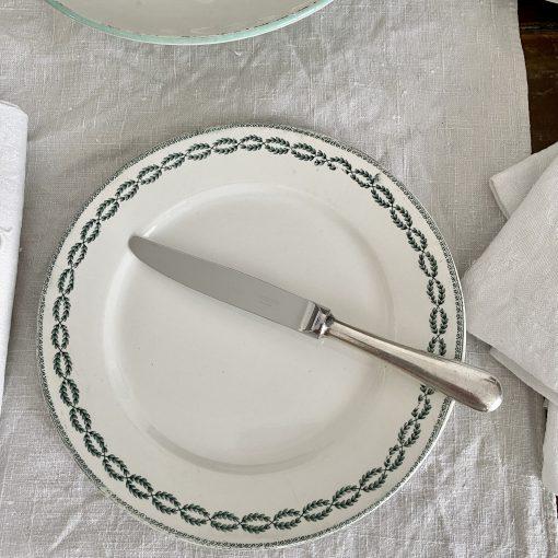 Assiettes à dessert Sarreguemines