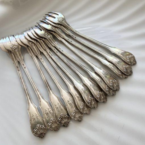 Fourchettes à huitres