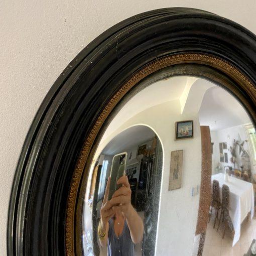 Miroir oeil de sorcière Napoléon 3