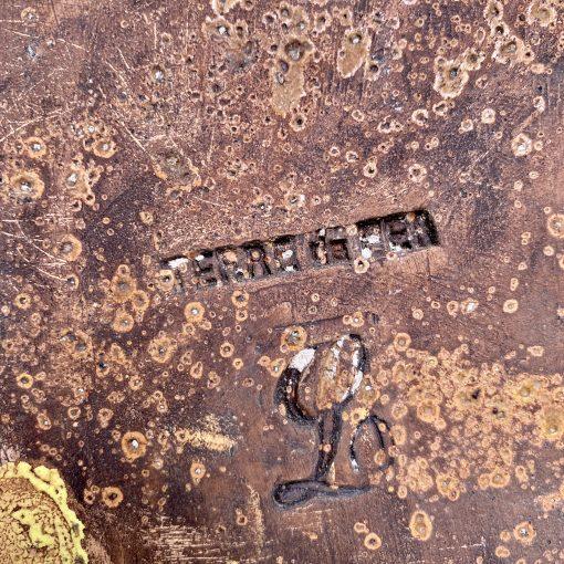 Porte couverts en Terre de fer