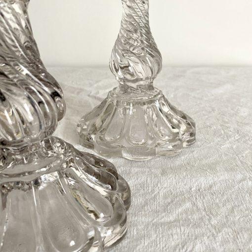 Chandeliers en verre